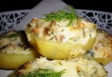 Zapiekane ziemniaki  ...